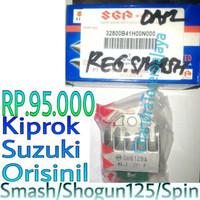 Kiprok / Regulator Suzuki SGP Orisinil New Smash Shogun 125 Spin