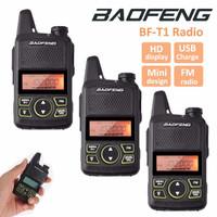 Baofeng BF-T1 HT VS WLN Walkie Talkie Limited