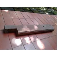 kayu balok 6x12 6 12 potongan panjang 58 cm