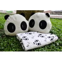 Bantal Selimut BALMUT Panda