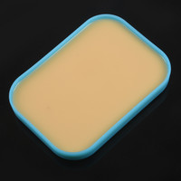 Human Pad Training Suture Incision Model Practice Skin Silicone