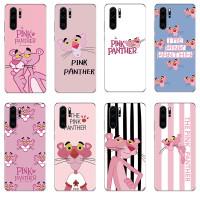Casing Soft Case Silikon Huawei P20 P30 Lite Pro Pink Panther