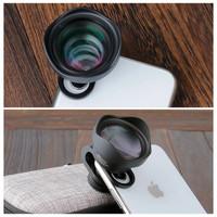 Ulanzi Lens 65mm Lensa Tele 4K HD 2X Telephoto For Smartphone