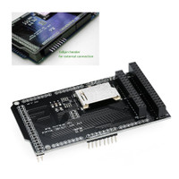 CTE TFT LCD / SD Card Shield Expansion Board for Arduino DUE Module