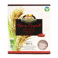 BIONIC FARM TEPUNG BERAS MERAH ORGANIC 250gr