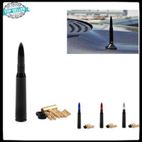 C Car modified car decoration roof antenna modified bullet antenna