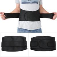 Adjustable Back Belt Supporter Lumbar Support Gym Protector Brace