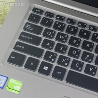 Stiker Film Keyboard Untuk Asus Notebook Fx63 Fx553 Fx503 15.6 In
