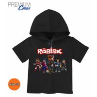 Baju Roblox Squad 2 Baju Hoodie Anak Premium Original #KDA-10 - ANAK - S