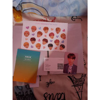 Ready stock unsealed BTS Love Yourself Answer - s ver suga pc