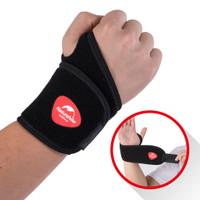 Peralatan Olahraga : Badana Pelindung untuk Pergelangan Tangan Warna