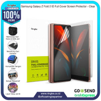 Ringke Galaxy Z Fold 2 ID Full Cover Front Back Screen Protector