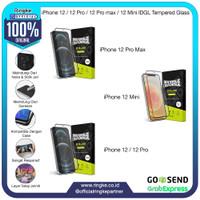 Ringke iPhone 12 mini / 12Pro /12 Pro Max IDFULL Cover Tempered Glass