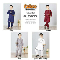 Unik Thaluna / Koko Set Alzami / Produk original Berkualitas