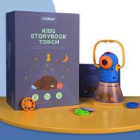 Mainan edukasi anak montessori Mideer Kids Storybook Torch