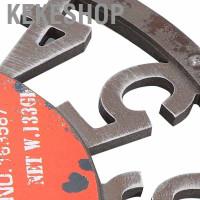 Kekeshop Gear Wall Clock Retro Industrial Decor Vintage Indoor Model