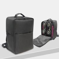 Tas Ransel Stroller Kapasitas Besar dengan Resleting untuk Travel /
