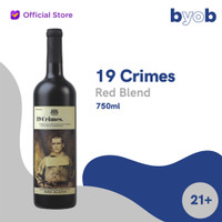 19 Crimes Red Blend Red Wine - 750ml