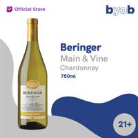 Beringer Main & Vine Chardonnay White Wine - 750ml