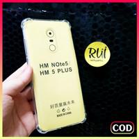 Anti Crack Redmi 5 Plus / Redmi 5+ Case Bening Anticrack Softcase