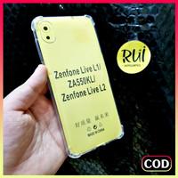 Anti Crack Zenfone ZA550KL / X00RD Case Bening Anticrack Softcase