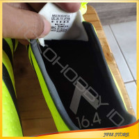 Sepatu Sepak Bola Adidas ACE 16.4 FxG Neon Yellow Size 44 2 3