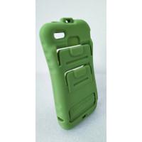 iPhone 4 Softcase Hardcase Hybrid Bumper Slim Armor Anti Crack PH1 - No 2