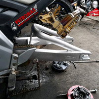Swing Arm Vrossi Vixion old Swing arm Rossi vixion old Swing Arm Lebar