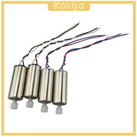 4Pcs Metal CW CCW Motor Set wiith Main Gear for UDI U818A U817 RC