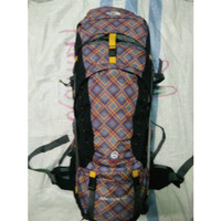 hw Tas gunung /carrier the north face Jonction 60l +
