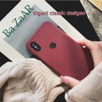 Casing Soft Case Slim Anti Slip Bahan TPU Matte untuk Redmi Note 5