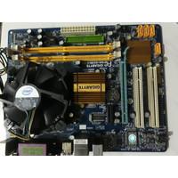 CC- Motherboard PC Gigabyte G31 G31M ES2L Feat Qore2Quad Q8200