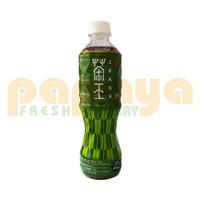 Chaoh Unsweetened Green Tea with Matcha 450 mL
