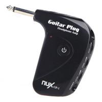 TERB4RU Amplifier Gitar Dengan Plug Headphone NUX GP-1 Aksesoris Gitar