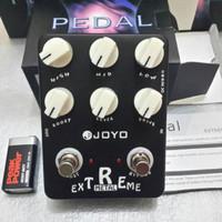 PROMOSI Efek gitar joyo JF-17 extreme metal original SQH
