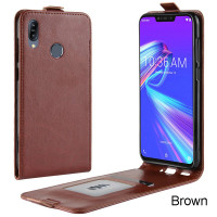 For Asus Zenfone Max ProM2/ZB631KL PU Leather Flip Case Cover With