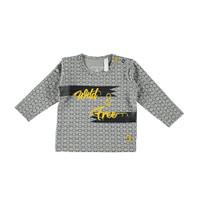 Bampidano Baby Boys T-Shirt All Over Print Wild & Free