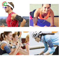 Outdoor Sport Running Gym Armband Arm Band Strap Bag X 8 S8 Plus