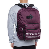 Bloods Tas Bag Pack Betterdays 02 Purple