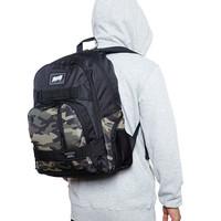 Bloods Tas Bag Pack Strait 02 Black Army
