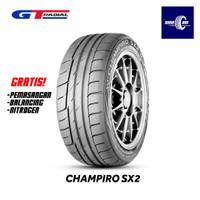 Ban Mobil GT Radial CHAMPIRO SX2 195/55 R15