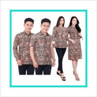 Stok Baru BAJU SERAGAM BATIK - Batik Couple Ori Ndoro Jowi DNT Garansi