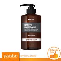 KUNDAL Honey & Macadamia Nature Shampoo White Musk 500 ml