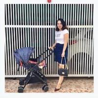 Baby Does Stroller Nexus R Reversible Handel Bisa Hadap Depan Belakang