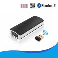 TaffWare Wireless Bluetooth Barcode Scanner 2D QR 1D P2000