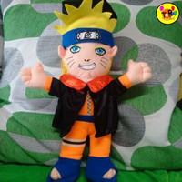Boneka Wisuda Naruto 40cm
