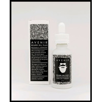 Avenir Beard Oil Plus - With Minoxidil & Vitamin E. Serum penumbuh bre