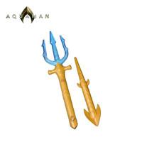 Dijual DC Aquaman Deluxe Trident - Mainan Action Figure Limited