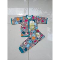 Baju setelan bayi Newborn tangan panjang Merk Velvet