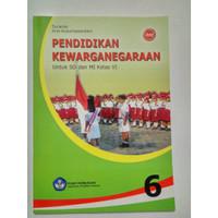 PKN Kelas 6 SD Buku BSE Sunarso